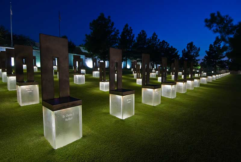 bombing_memorial_at_night_chairs