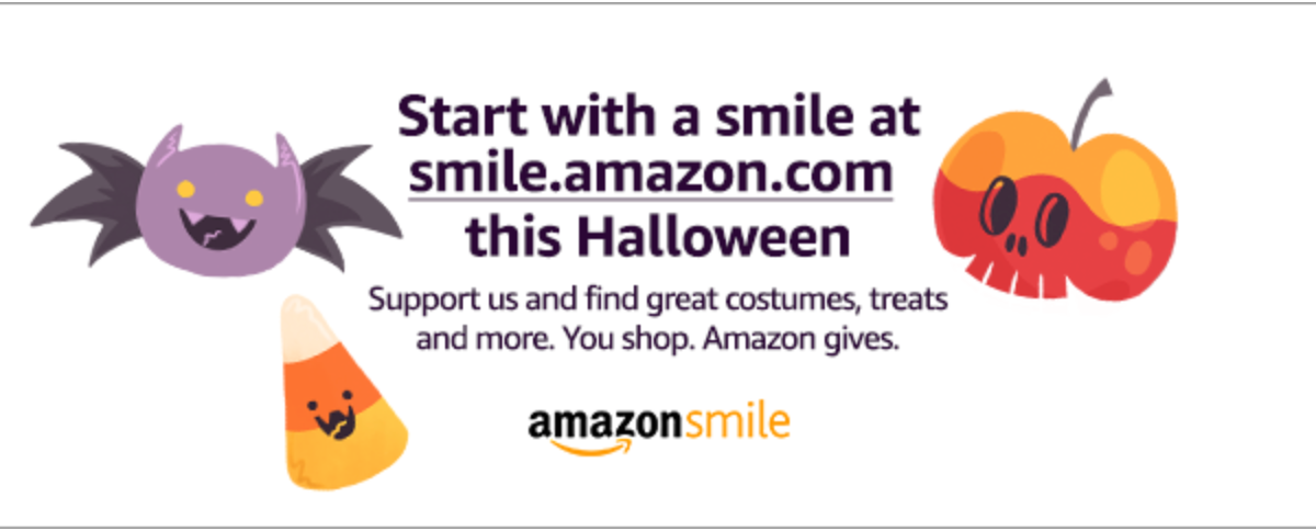 amazon smile and hough ear institute