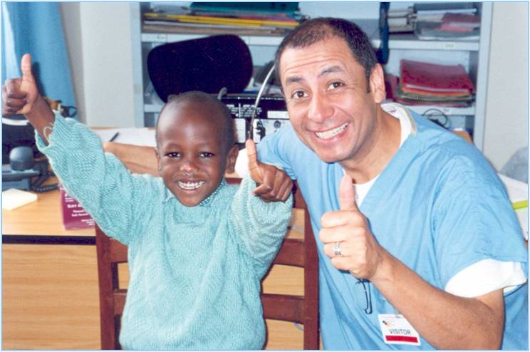 albert-in-africa-thumbs-up