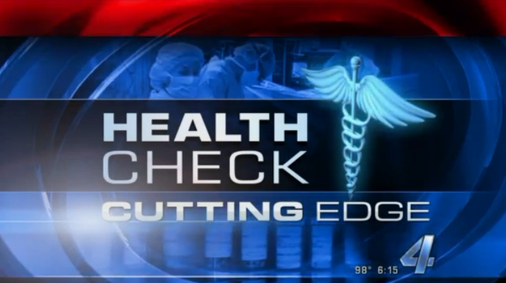 Cutting edge health check KFOR image