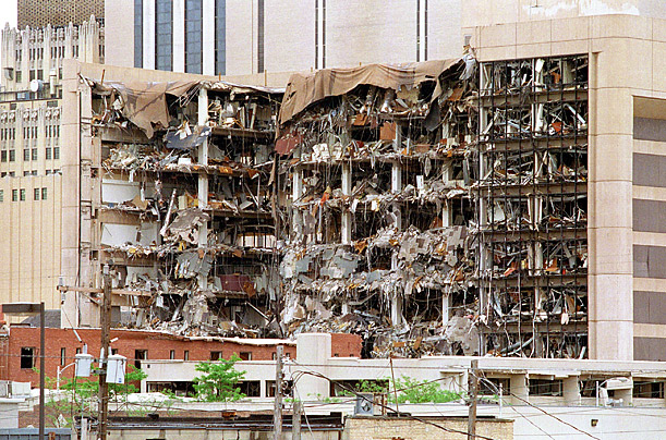Oklahoma City Murrah Federal Building Bombing