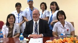 doctor, OR, Hanoi, Vietnam, OKC, Oklahoma, doc, nurses, ears, ear surgery, surgery, hearing loss, ENT